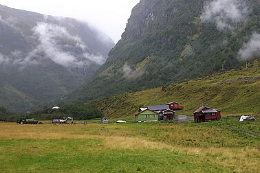 View of Auralandsdalen
